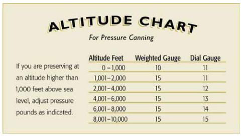 AltitudeChartPressure