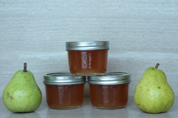 Pear Scrap Jelly